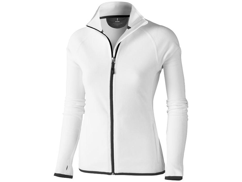 Куртка флисовая Brossard женская, белый