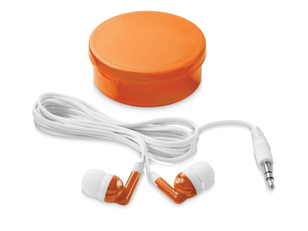 Наушники Versa, оранжевый