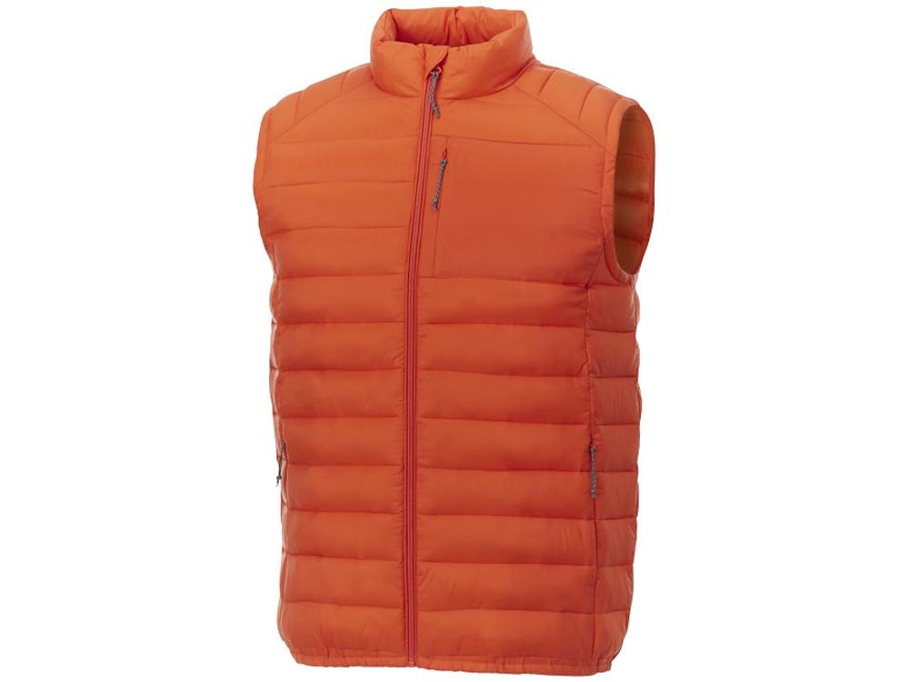 Утепленная телогрейка для мужчин Pallas, оранжевый