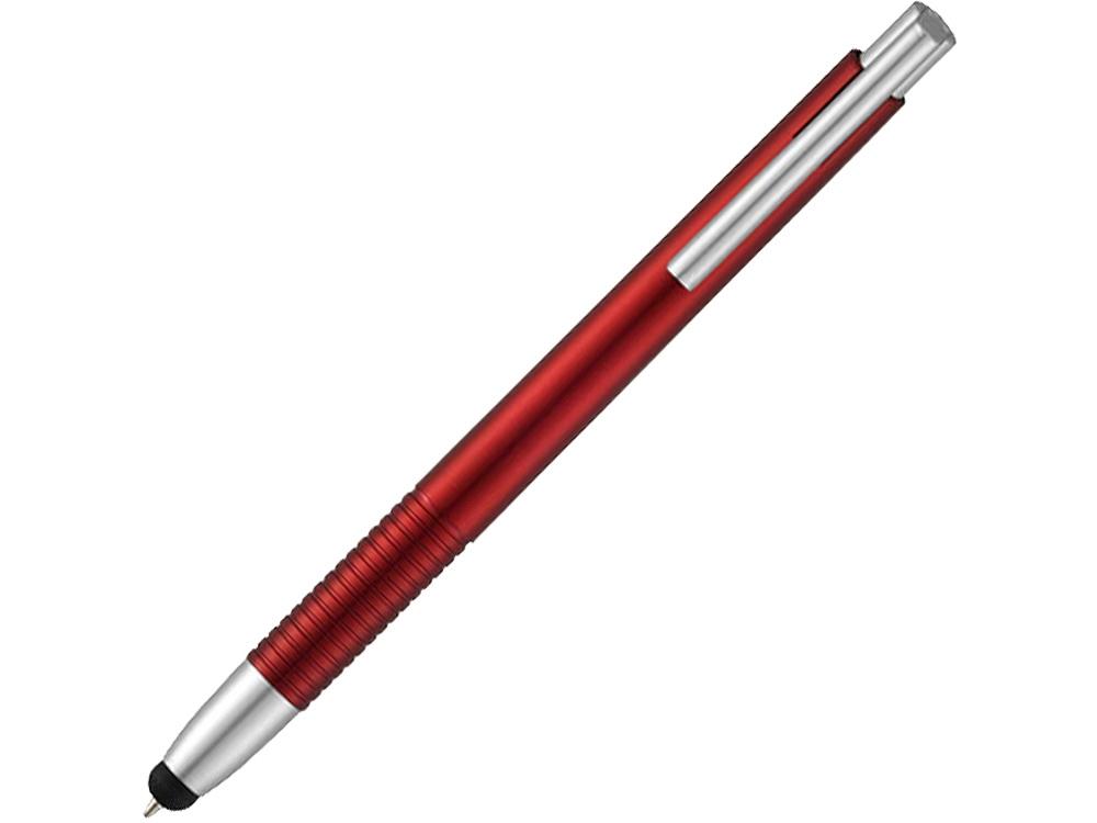 Ручка-стилус шариковая Giza, красный