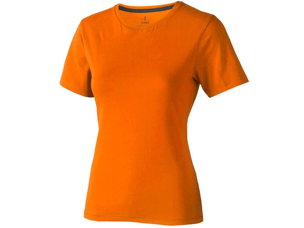 Футболка Nanaimo женская, оранжевый