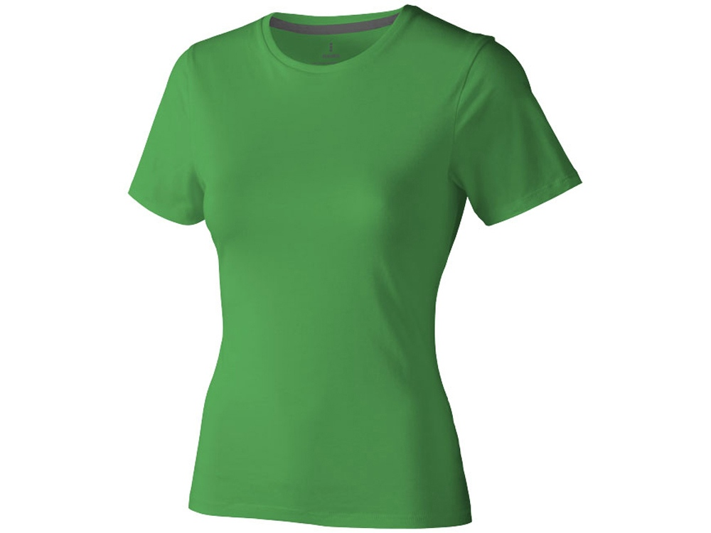 Футболка Nanaimo женская, зеленый папоротник