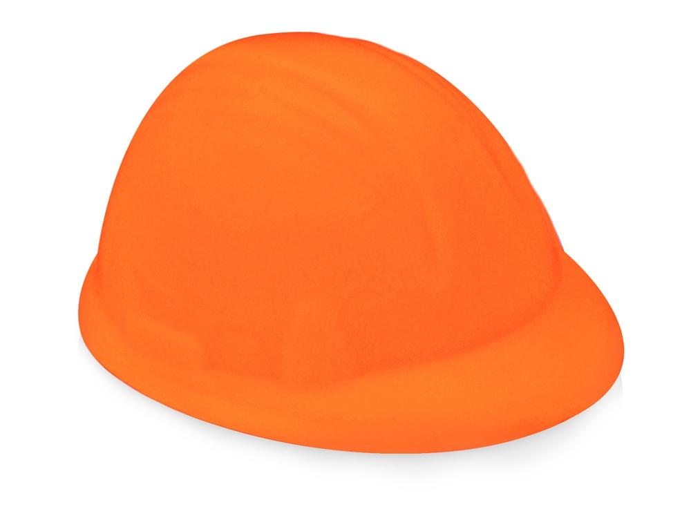 Антистресс Каска оранжевый