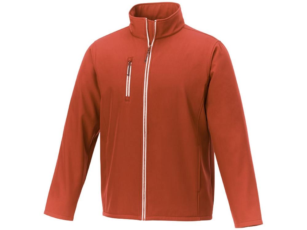 Мужская флисовая куртка Orion, оранжевый