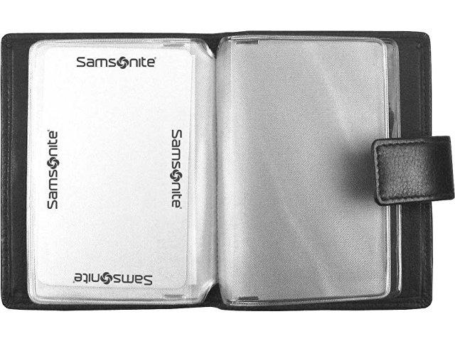 Футляр Samsonite для кредитных и дисконтных карт