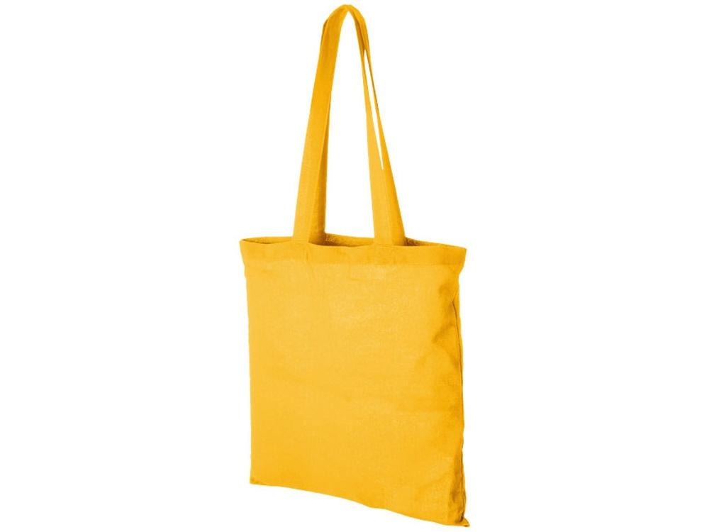 Хлопковая сумка Madras, желтый
