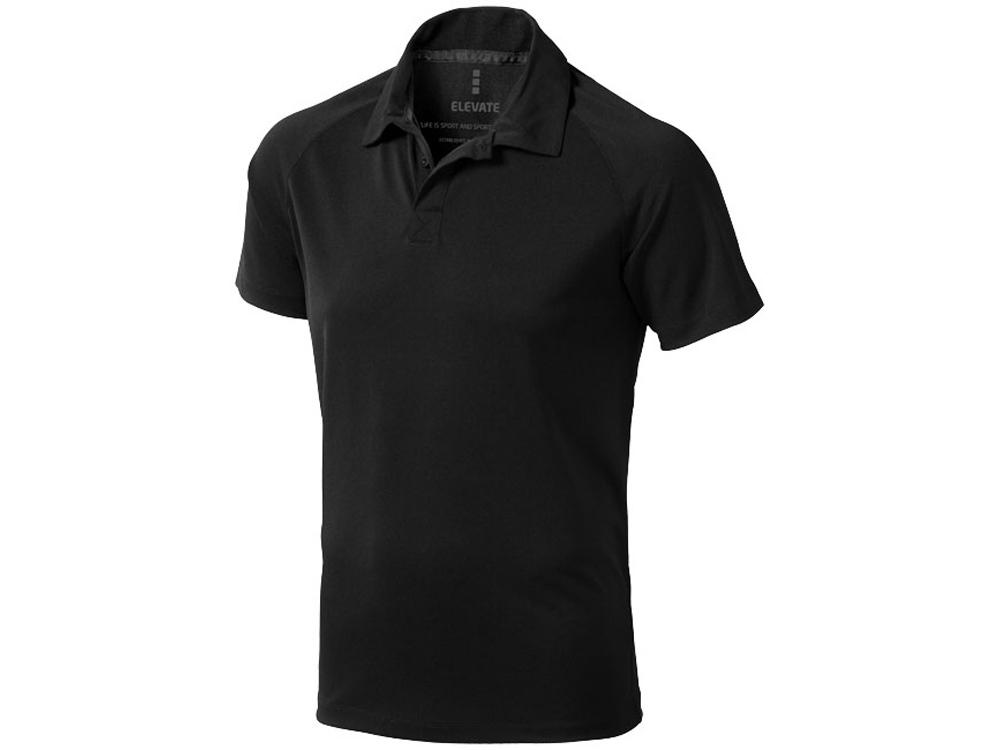 Рубашка поло Ottawa мужская, черный