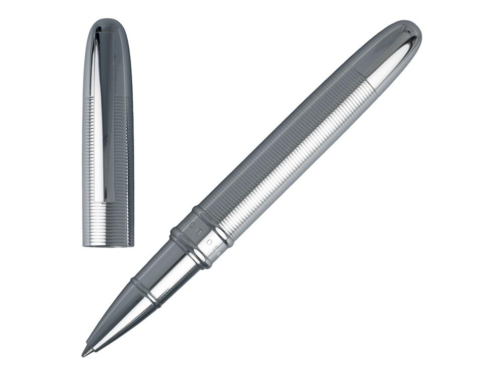 Ручка-роллер Stripe Chrome. Hugo Boss