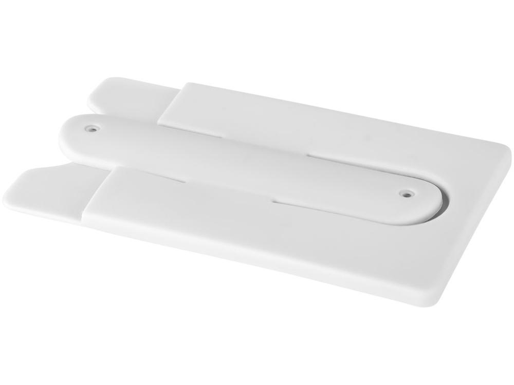 Чехол для карт с держателем мобильного