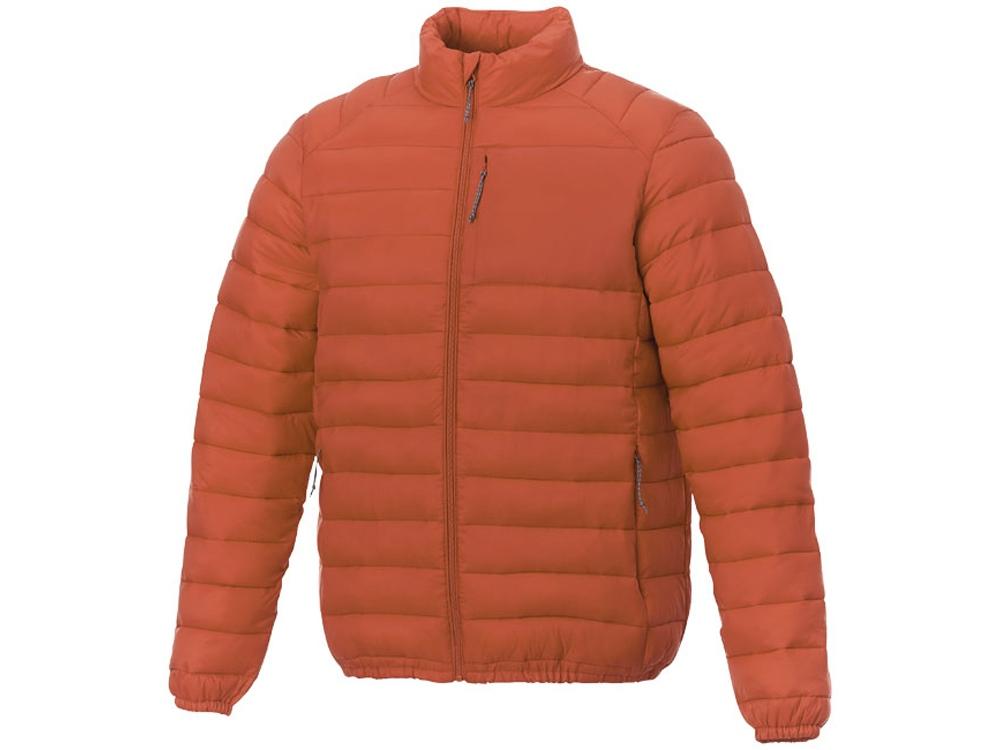 Мужская утепленная куртка Atlas, оранжевый