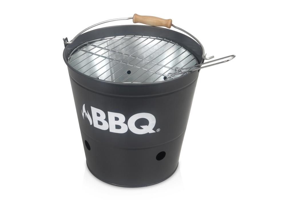 BBQ ведро Brazier, черный