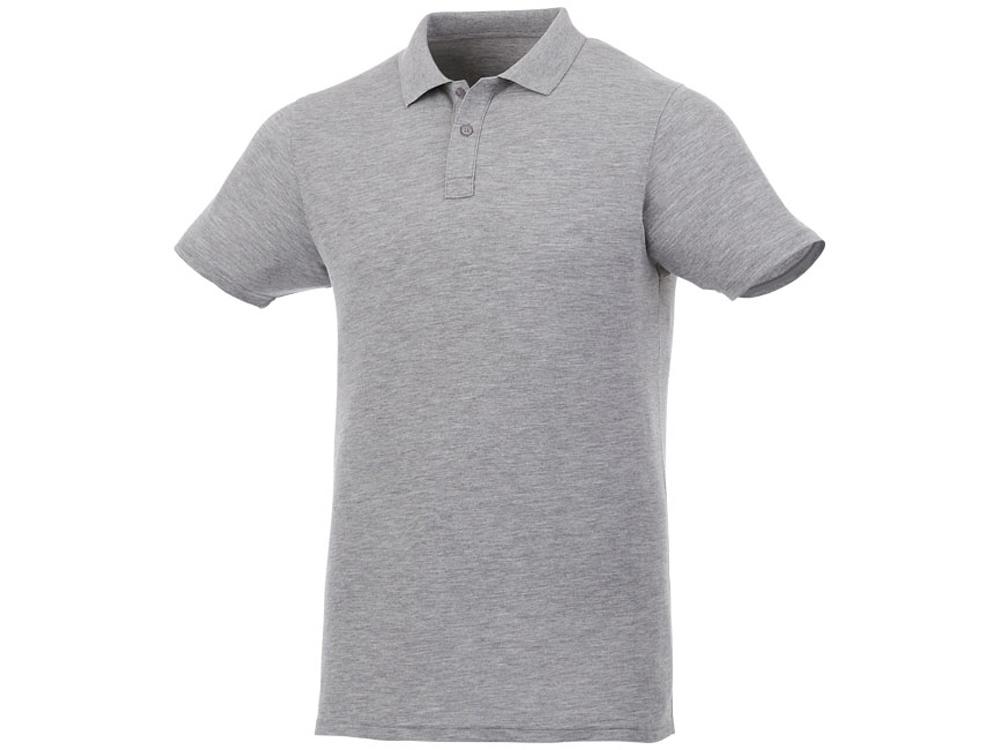 Рубашка поло Liberty мужская, серый