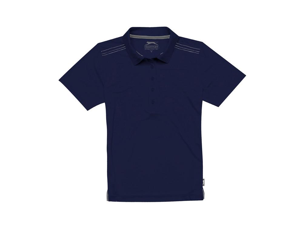 Рубашка поло Receiver CF женская, темно-синий