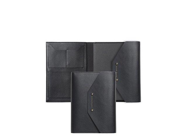 Папка для конференции А5 Elegance Black (арт. HTM907A)