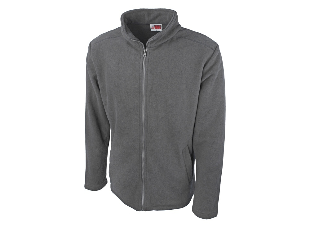 Куртка флисовая Seattle мужская, серый