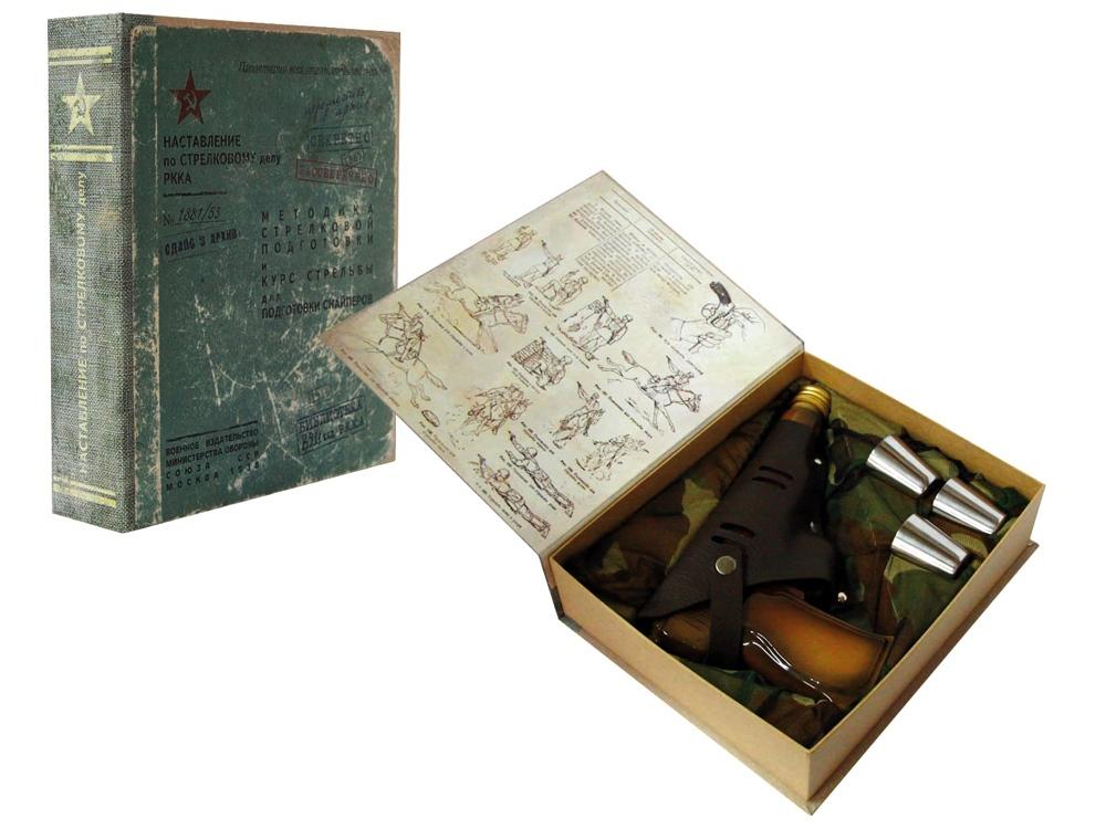 Подарочный набор Военрук