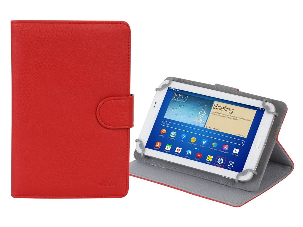 Чехол универсальный для планшета 7 3012, красный