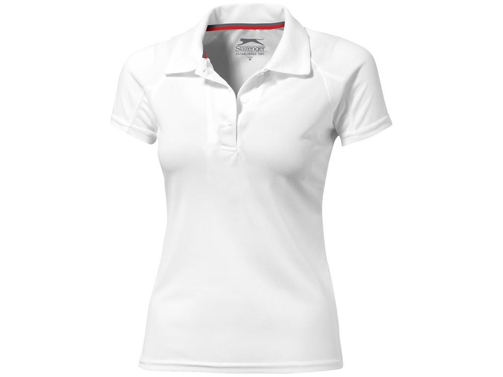 Рубашка поло Game женская, белый