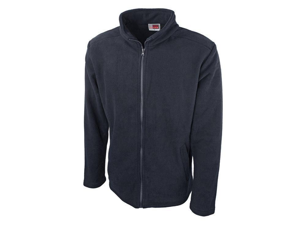 Куртка флисовая Seattle мужская, темно-синий