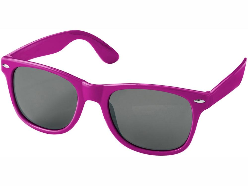 Очки солнцезащитные Sun ray, розовый