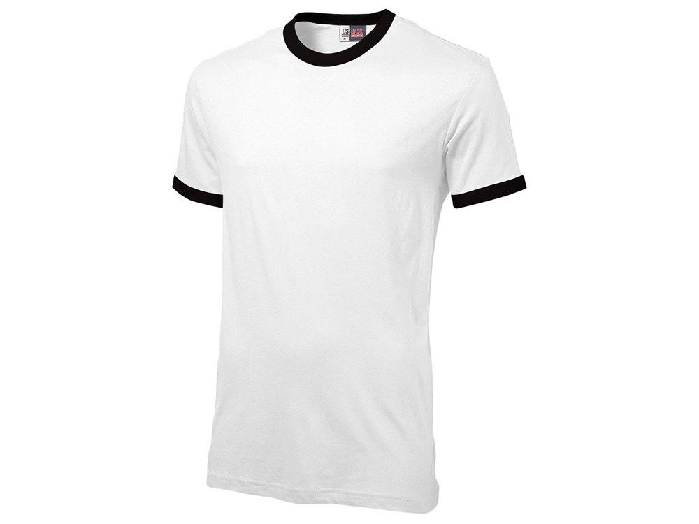 Футболка Adelaide мужская, белый/черный