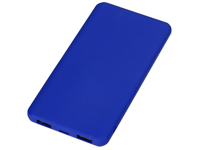 Портативное зарядное устройство «Reserve» с USB Type-C, 5000 mAh, синий