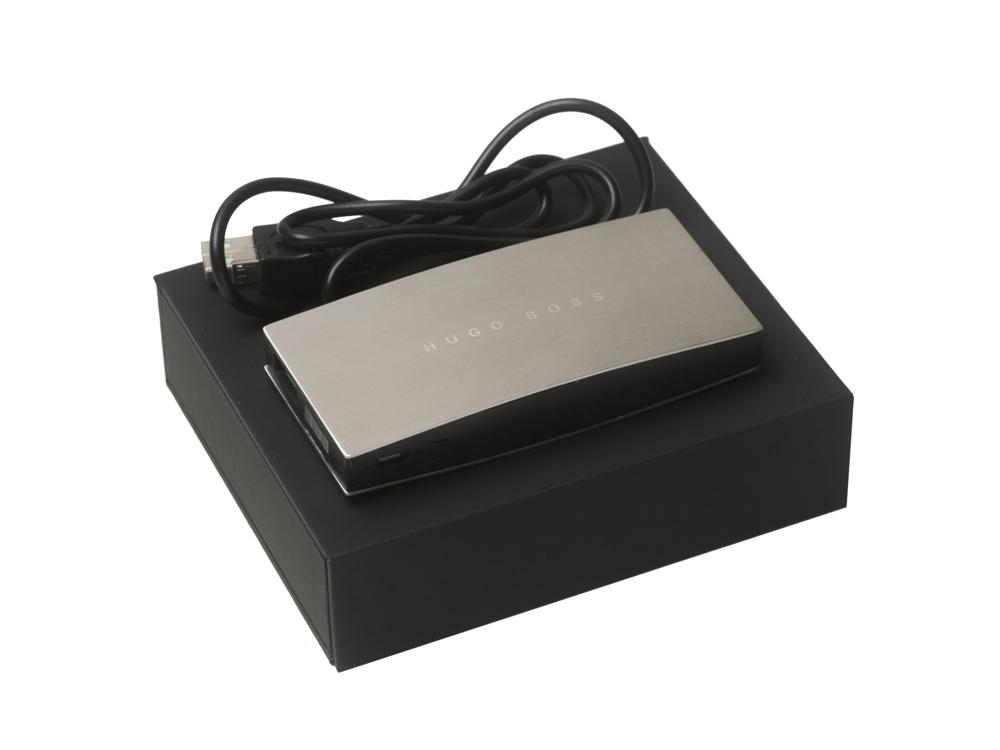Портативное зарядное устройство,  2500 mAh. Hugo Boss