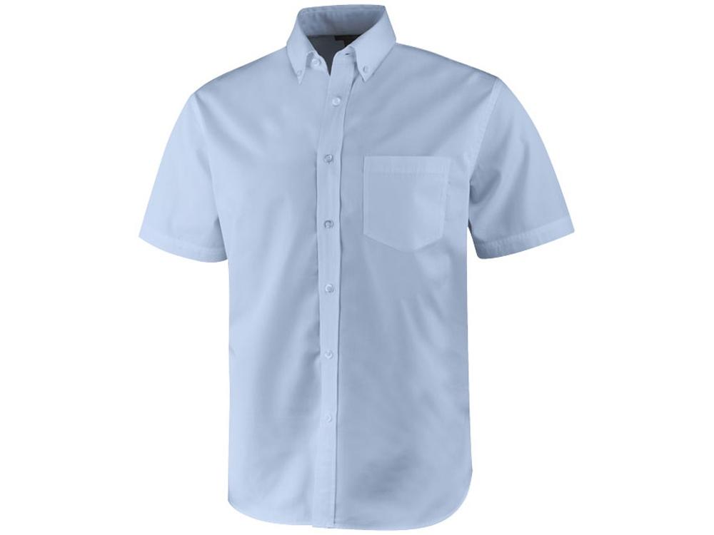 Рубашка Stirling мужская с коротким рукавом, синий
