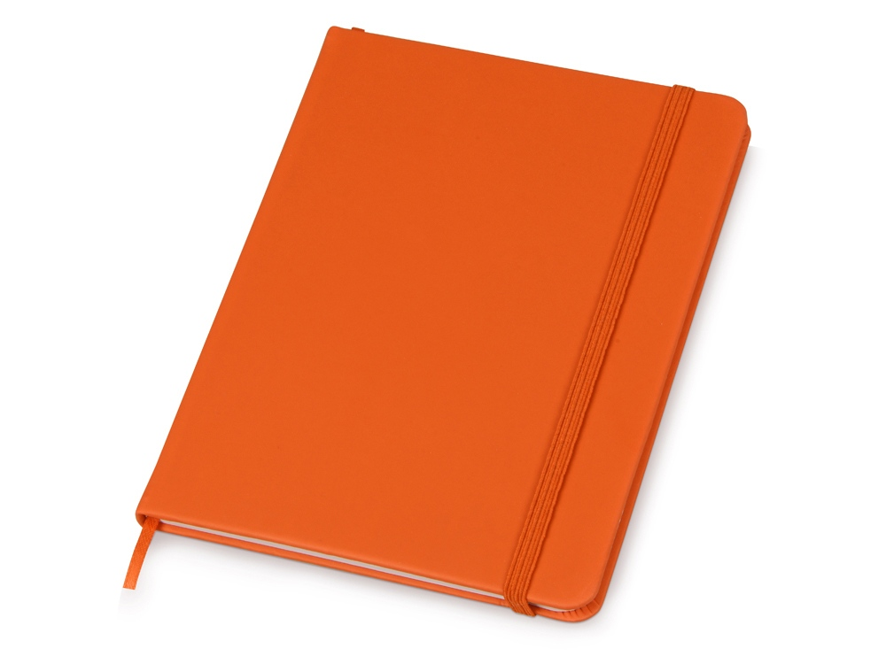 Блокнот А6 Rainbow M, оранжевый