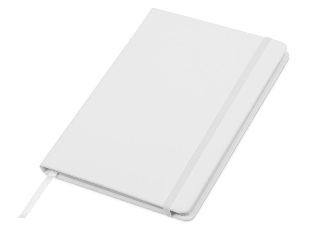 Блокнот А5 Spectrum, белый
