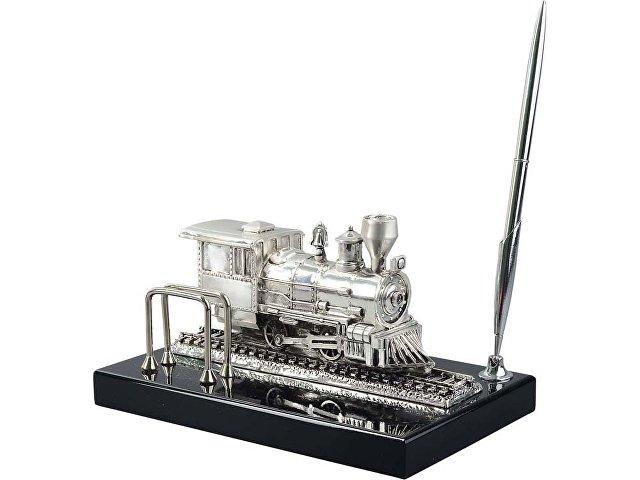 Настольный прибор «Железнодорожный» (арт. 61280)