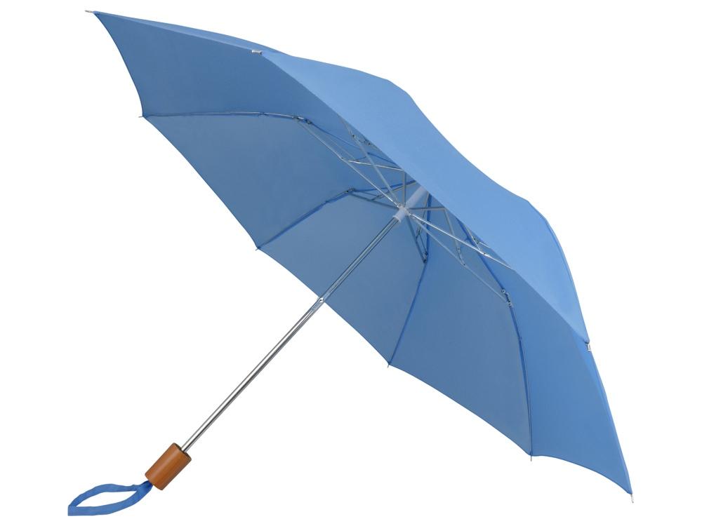 Зонт Oho двухсекционный 20, голубой