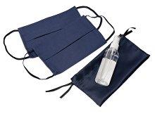 Набор средств индивидуальной защитыв сатиновом мешочке «Protect Plus» (арт. 112016.02)