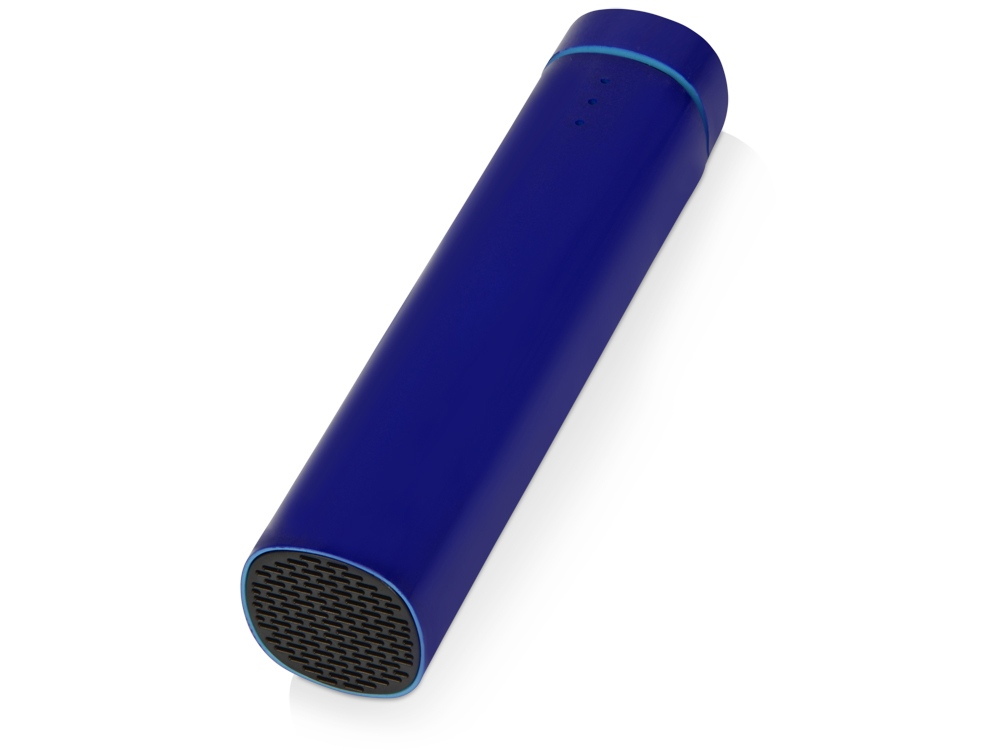 Портативное зарядное устройство Мьюзик, 5200 mAh, синий