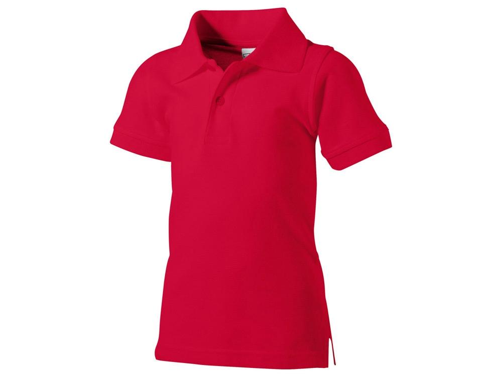 Рубашка поло Boston детская, красный