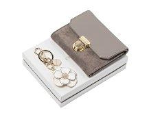 Подарочный набор: мини-кошелек, брелок (арт. CPKW936X)