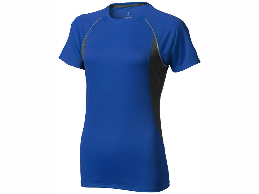 Футболка Quebec Cool Fit женская, синий