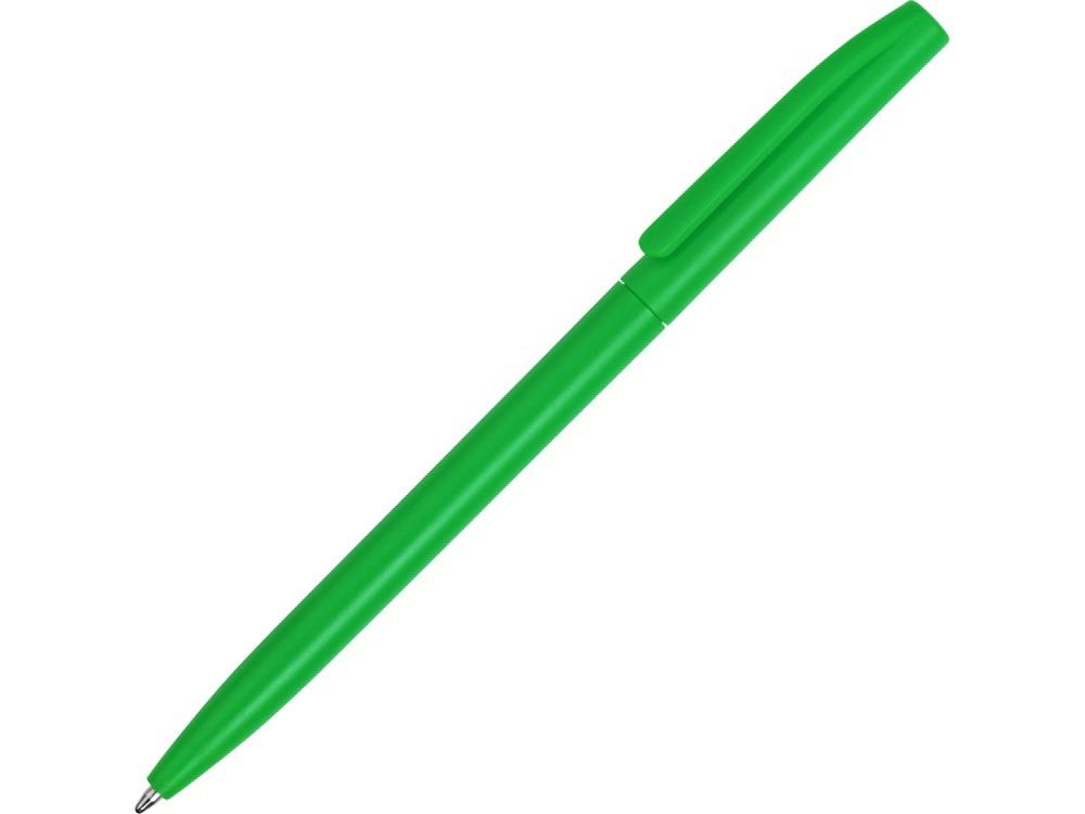 Ручка пластиковая шариковая Reedy, зеленое яблоко