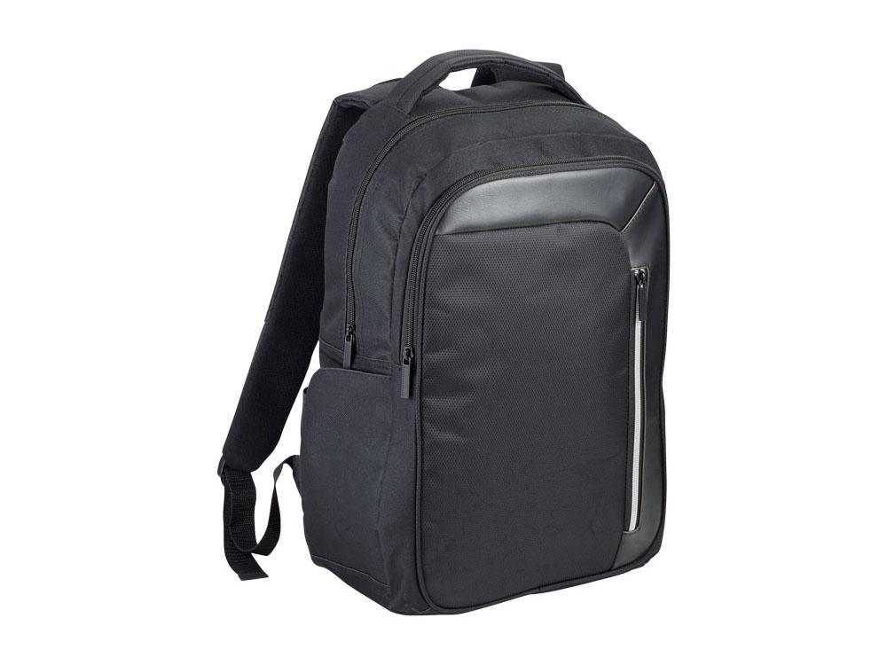 Рюкзак Vault для ноутбука 15.6 с защитой RFID, черный