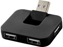 USB Hub «Gaia» на 4 порта (арт. 12359800)