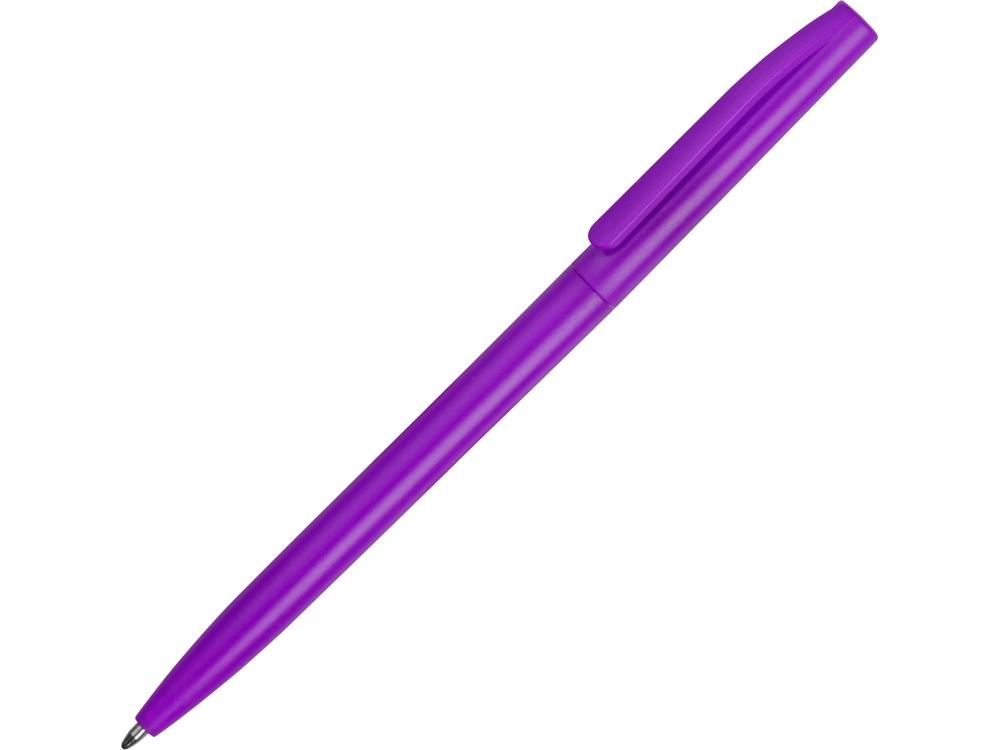 Ручка пластиковая шариковая Reedy, фиолетовый