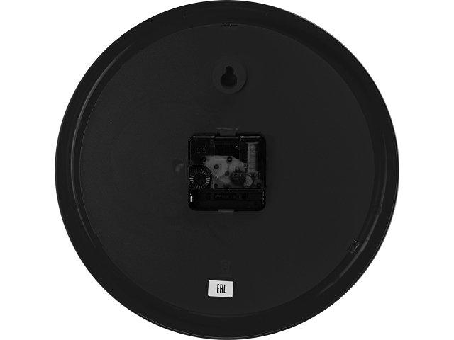 Часы настенные разборные «Idea», черный