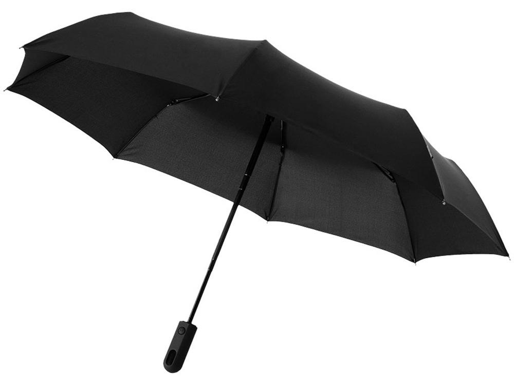 Зонт Traveler автоматический 21,5, черный (Р)