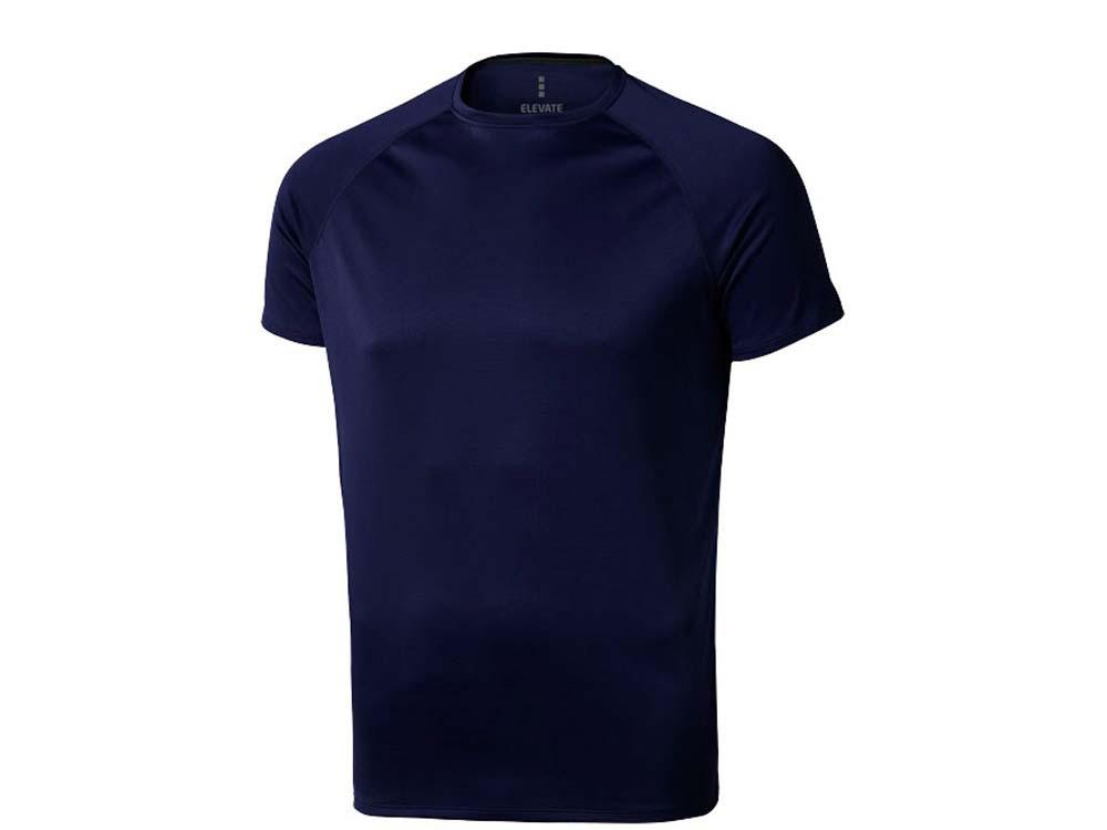 Футболка Niagara мужская, темно-синий