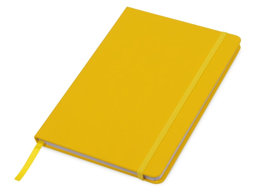 Блокнот А5 Spectrum, желтый