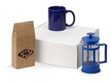Подарочный набор с чаем, кружкой и френч-прессом «Чаепитие» (арт. 700411.02)