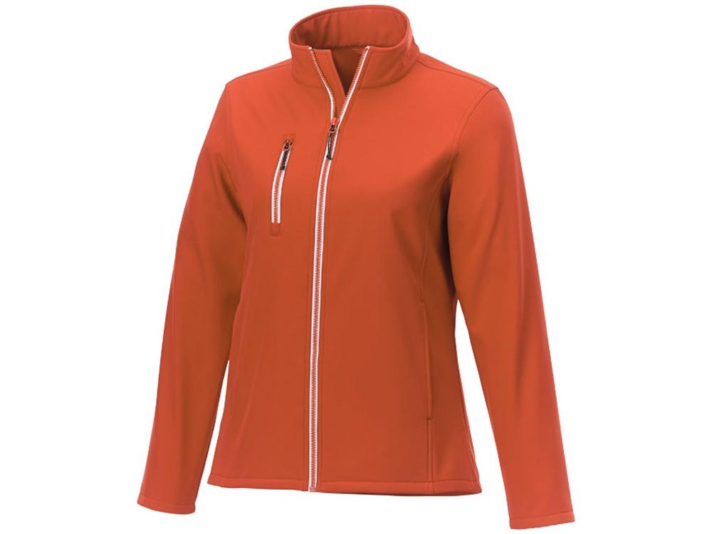 Женская флисовая куртка Orion, оранжевый