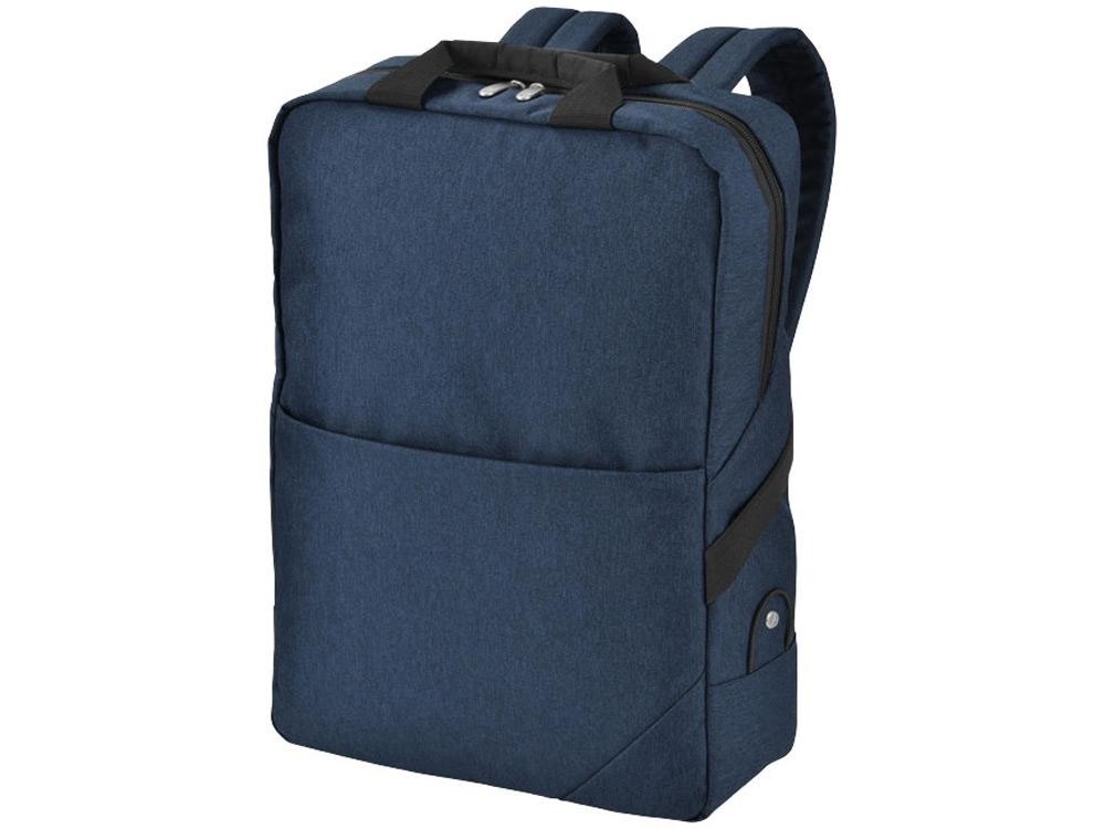 Рюкзак Navigator для ноутбука 15,6, темно-синий/черный