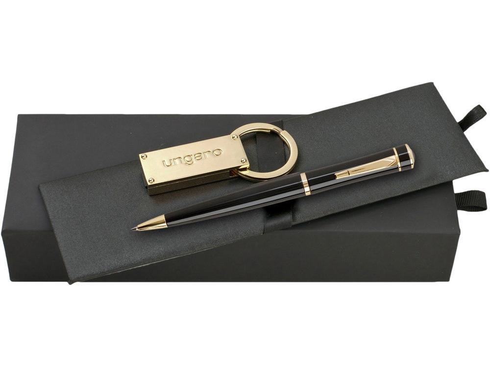 Набор: ручка шариковая, флеш-карта USB 2.0 на 4 Гб