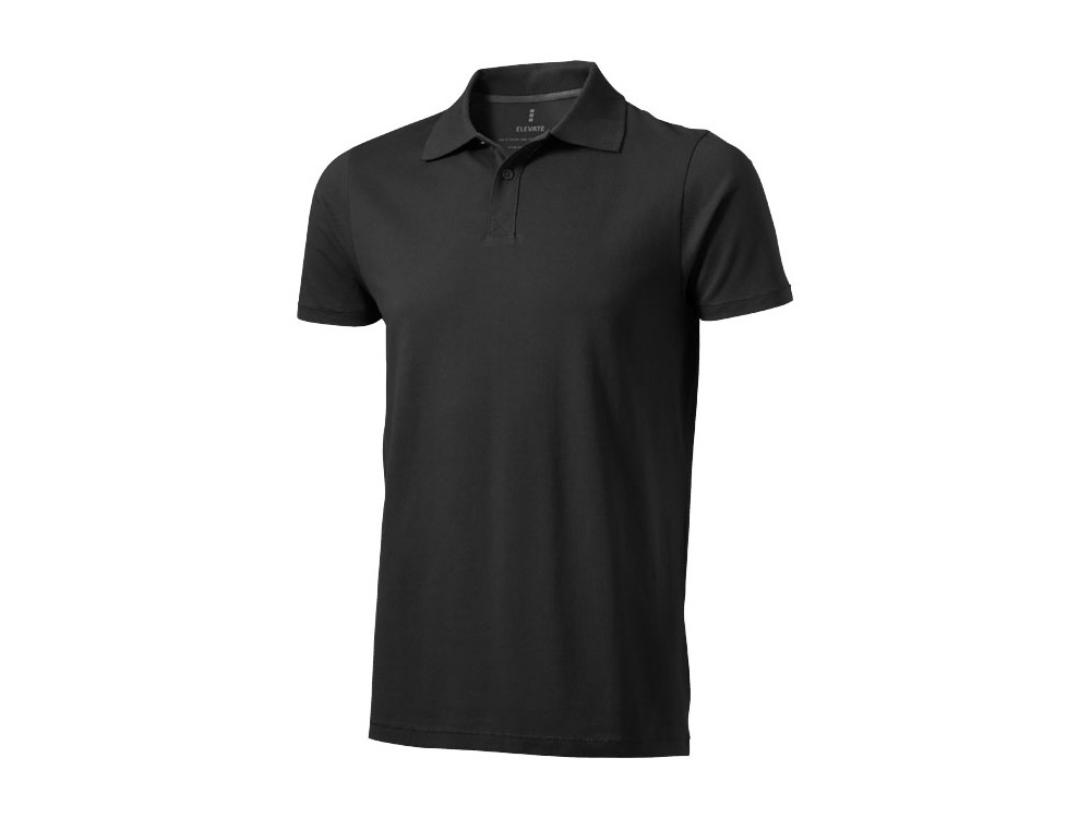 Рубашка поло Seller мужская, антрацит